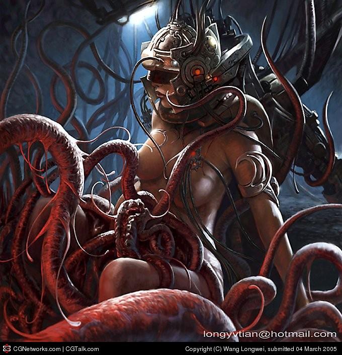 Ann built girl tentacles pregnant